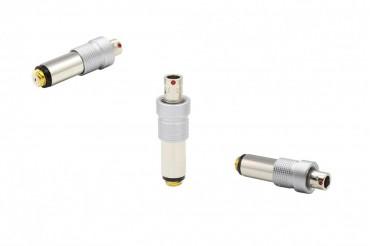 HIXMAN C4SL Microdot to LEMO 3-Pin Adapter for Sennheiser Wireless Transmitters
