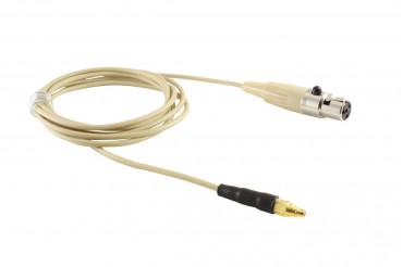 HIXMAN DE6C-SL Replacement Cable For Countryman E6 For Shure Wireless System