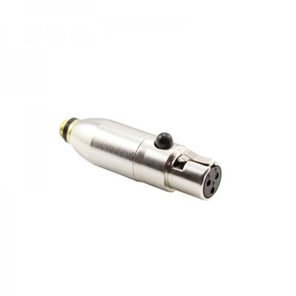 HIXMAN C3A-B Microdot Adapter For DPA Microphones ...