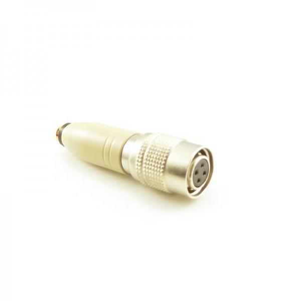 HIXMAN C4AN-B Microdot Adapter For DPA Microphones...