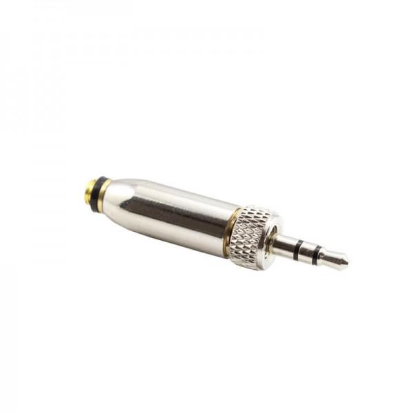 HIXMAN C4SO-B Microdot Adapter For DPA Microphones...