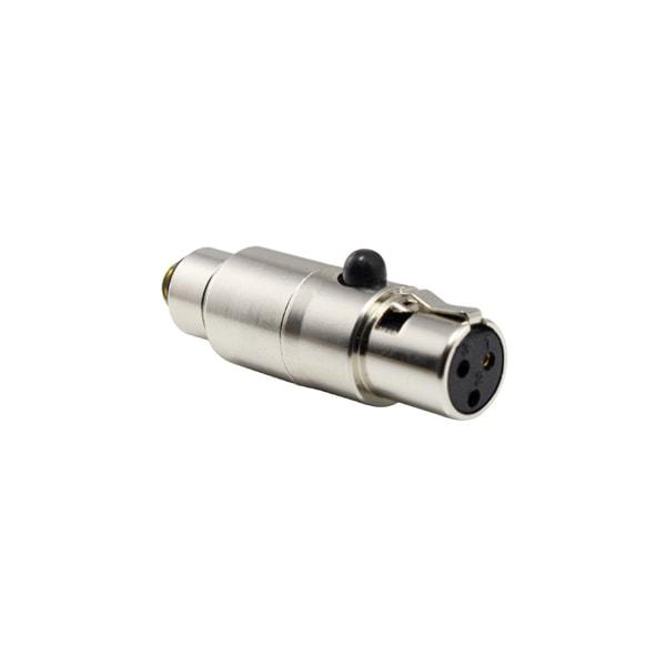 HIXMAN C3A Microdot Adapter For DPA Microphones Fi...