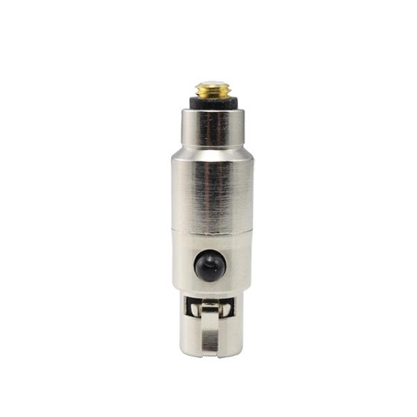 HIXMAN C3A Microdot Adapter For DPA Microphones Fits AKG PT 60/80/81/400/450/4000 Samson UT1L, VT2L
