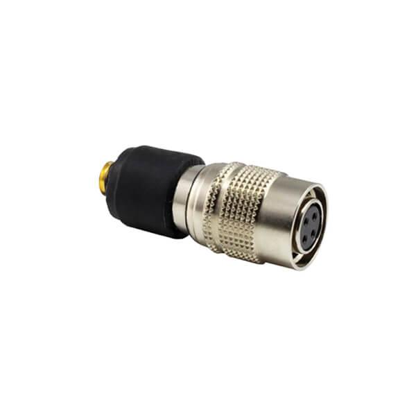 HIXMAN C4AC Microdot Adapter For DPA Microphones F...
