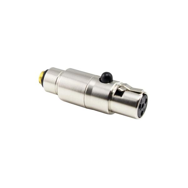 HIXMAN C4EV Microdot Adapter For DPA Microphones F...