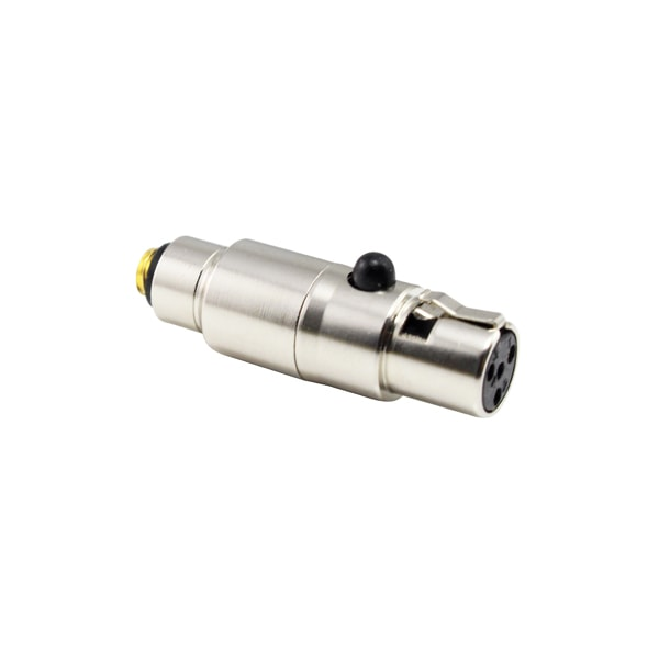 HIXMAN C4AA Microdot Adapter For DPA Microphones F...