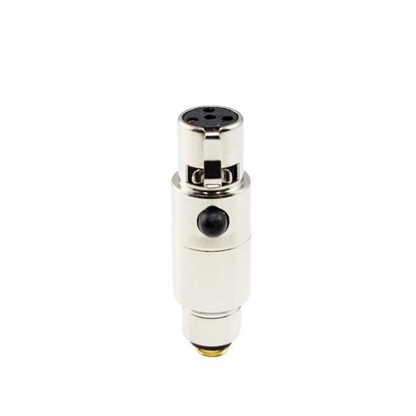 HIXMAN C4S Microdot Adapter For DPA Microphones Fits Shure Axient Digital TOA PGX1 Line 6