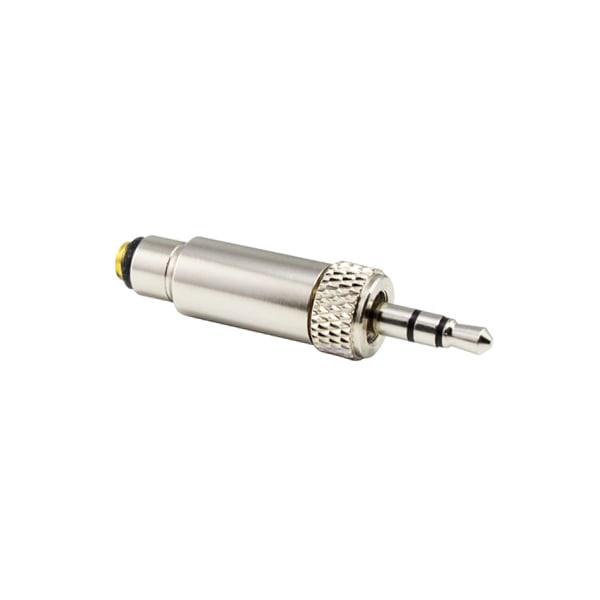 HIXMAN C4SE Microdot Adapter For DPA Microphones Fits Sennheiser Evolution/G2/G3/D1, X2 Digital Wireless, Audio Ltd En2 TX