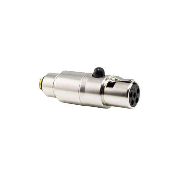 HIXMAN C5L Microdot Adapter For DPA Microphones Fi...