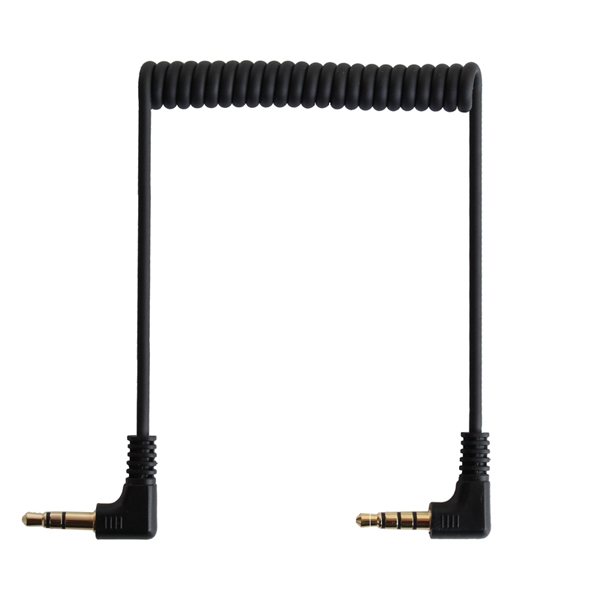 HIXMAN AC31 Replacement 3.5mm TRS to 3.5mm TRRS Ad...