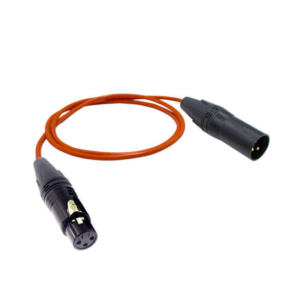 HIXMAN AC38 Audio Cable XLR 3-Pin Male To XLR 3-Pi...