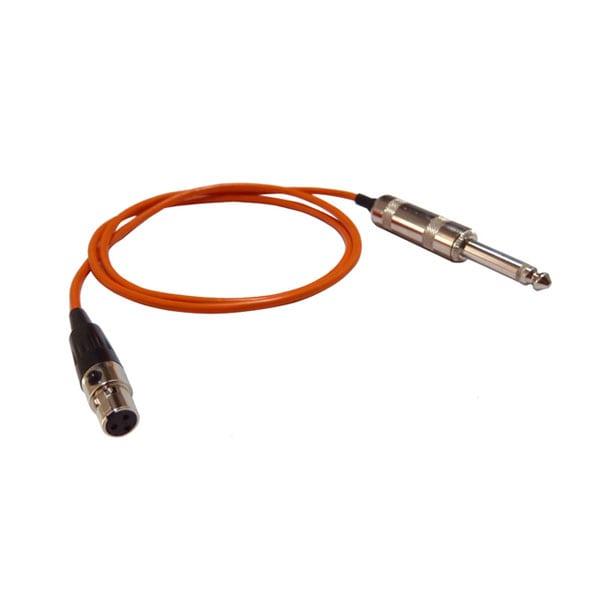 HIXMAN G3A Instrument Cable 3-Pin Mini XLR TA3F to...