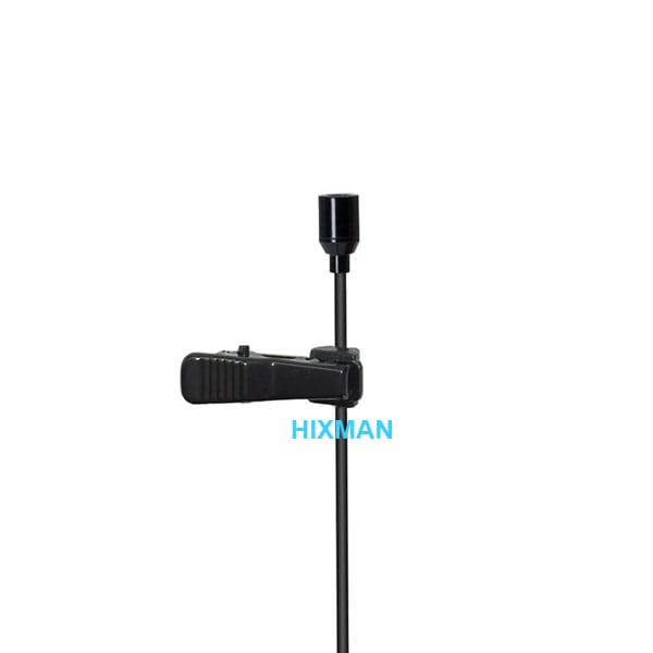 HIXMAN LM2 OmniDirectional Lavalier Lapel Microphone For akg audio technica sennheiser shure sony lectrosonics carvin electro voice telex jts line 6 mipro peavey samson wisycom zaxcom anchor audio audio2000s beyerdynamic vocopro Wireless Bodypack Transmit